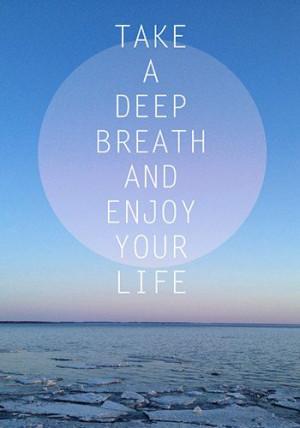 Wenji Li Photography-Take a Deep Breath and Enjoy Your Life-SmartPhone ...