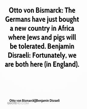Otto von Bismarck|||Benjamin Disraeli - Otto von Bismarck: The Germans ...