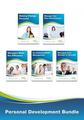 The Happy Manager Store Personal Development Bundle