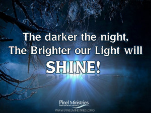 Inspirational Quotes About Darkness