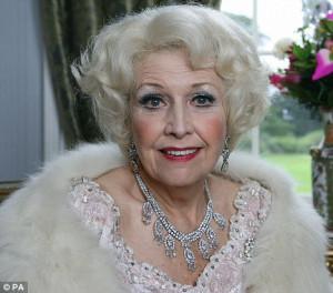 Thread: Dame Barbara Cartland: The (TV) Movie