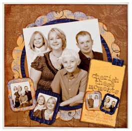 Family Scrapbooking | Large Families on Purpose