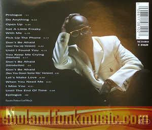 Aaron Hall - The Truth - Back Cover