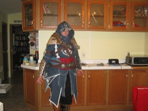 Revelations Ezio Auditore trial run 1 by trinityrenee