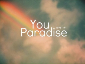 frases, paradise, quotes