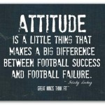Motivational Football Quotes Gallery