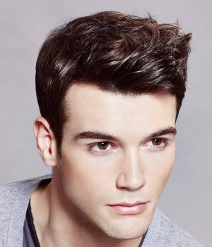 Stylish Men's hairstyle 2014 – 2015