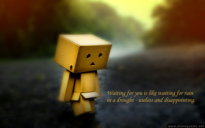 sad love-alone quotes with alone boy hd wallpaper