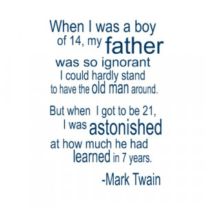 Mark Twain Famous Quotes Quote