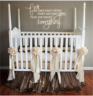 Nursery Wall Quotes | Baby Girl Quotes | Baby Boy Quotes