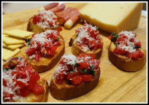 ... Birthday Julia…Julie and Julia's Bruschetta…Julia Child Quotes