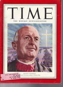Time Magazine Bishop Sherrill March 26 1951