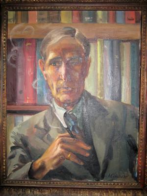 Sir Philip Gibbs KBE by Joyce Rowland