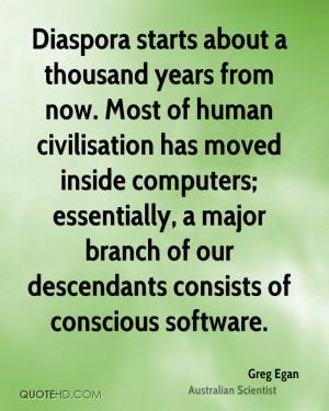 Greg Egan Computers Quotes