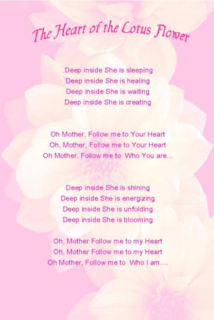 Poetry Book: Mother Divine, You Are Mine