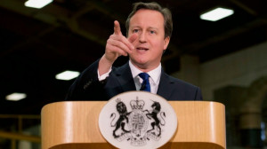 Cameron says migrants from Europe will have to leave Britain if they ...