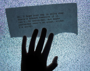 Feel free to message me, I love talking to you guys!