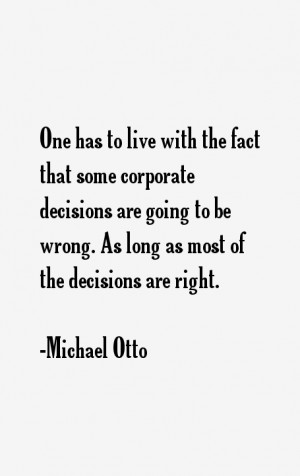 Michael Otto Quotes & Sayings