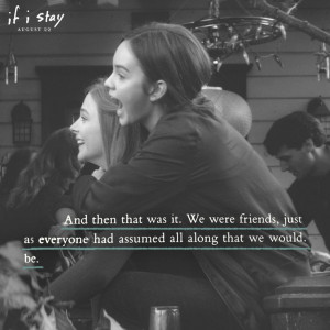 Who is the Kim in your life? Show us your If I Stay fan art inspired ...
