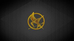 Hunger Games Logo Wallpaper, 1920x1080