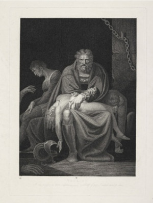 Moses Younger after Fuseli. 1809 engraving after Henry Fuseli's 1805 ...