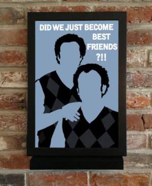 Step Brothers Movie Quotes Did We Just Become Best Friends Step ...
