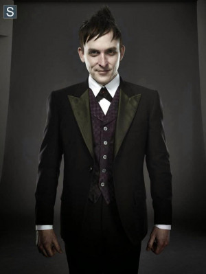 "Sorry But Penguin On ""Gotham,"" Robin Lord Taylor, Is Totally Cute"