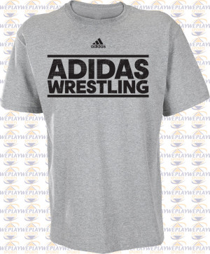 Wrestling Shirt Quotes Adidas wrestling t-shirt