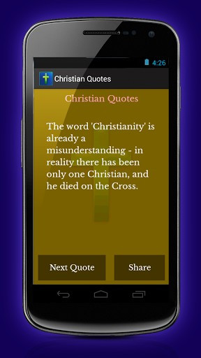 Everyone has heard famous Christian quotes at least once. The whole ...