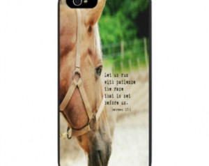 12 Phone Cover Horse Script ure Iphone Case Equine Bible Verse Quote ...
