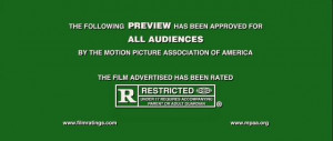 Mpaa R Rating Picture