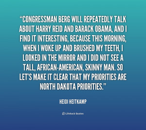 Heidi Heitkamp Quotes