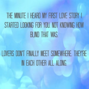 Our Life Together Quotes http://fourplusanangel.com/2013/02/valentines ...
