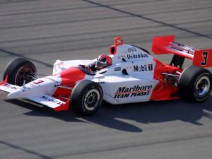 Engine: Toyota Indy V8