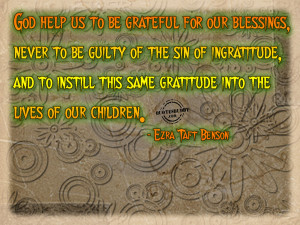 Blessings quote #2
