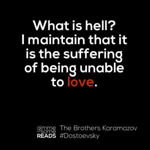 few Dostoevsky quotes