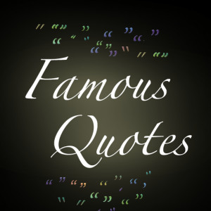 Famous quotes, LadyDance | Bloguez.com