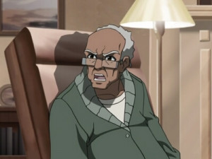 Grandad Boondocks
