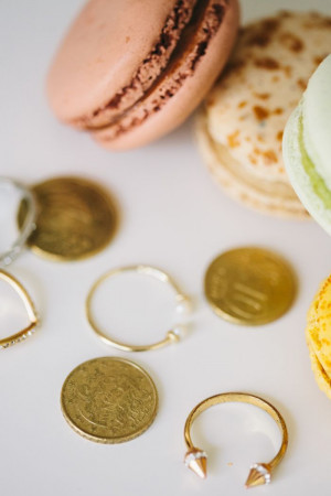 How delectable do these macarons look? Baking Inspiration, Ganache ...