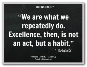 Aristotle (384 BC - 322 BC) Greek philosopher