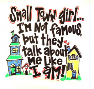 small town girl by SouthernChicsOnline