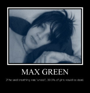 Max Green by Max-Green-Fans