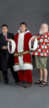 We secretly replaced a mall Santa with the real Kris Kringle - watch ...