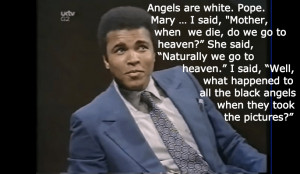 What Muhammad Ali Said In 1971 Was Both Funny And Shocking Then. But ...