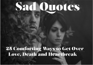 sad quotes about death of a family member