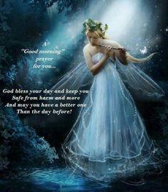 quotes fantasy angels mornings prayer fantasy fairies angels fairies ...