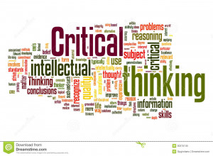 Critical Thinking Clipart Critical thinking royalty free