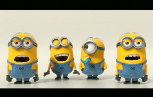 insane banana potato song by the minions of despicable me