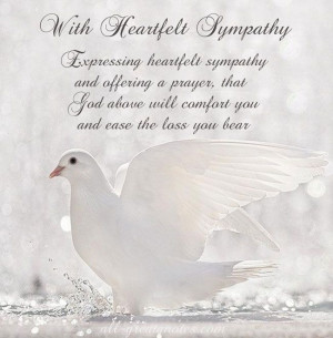 Sympathy Quotes And Inspirational Sayings Photos
