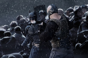 The Dark Knight Rises One Sheets